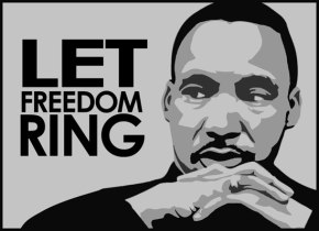 In Honor of Dr. Martin Luther KingJr.