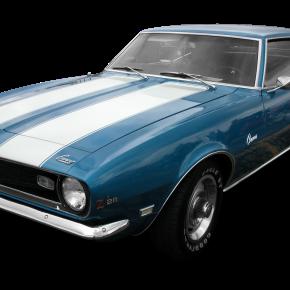 Classic Cars, 1968 ChevroletCamaro