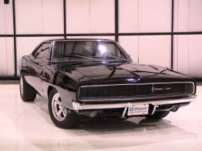 Classic Cars, 1969 Dodge Charger