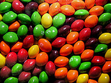Our Favorite Candy: Skittles