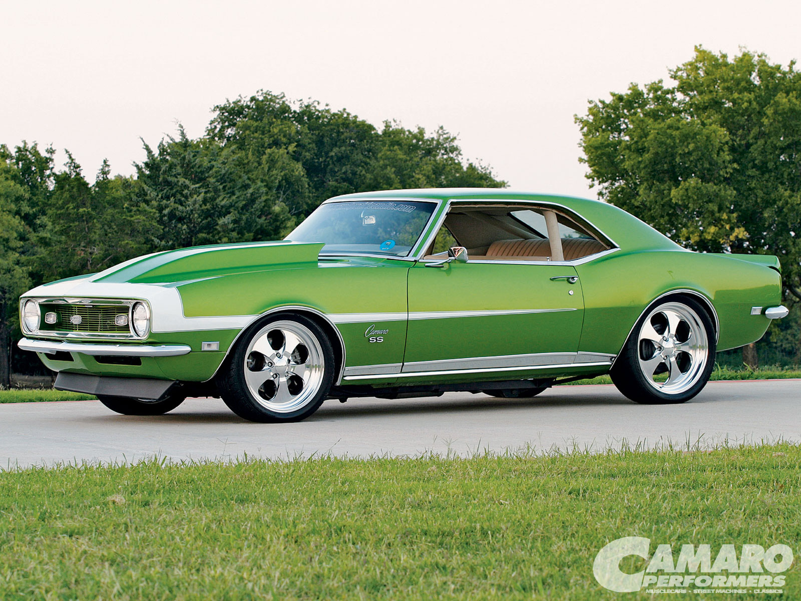 Classic Cars 1968 Chevrolet Camaro Svms Times