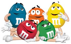Our Favorite Candy: M&M's