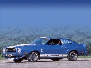 Classic Cars, 1976 Ford MUSTANG COBRAII