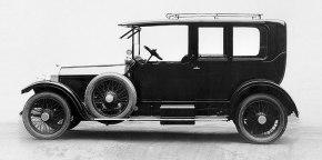 Classic Cars, 1907 RollsRoyce