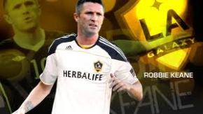 Robbie Keane, Irish Athlete