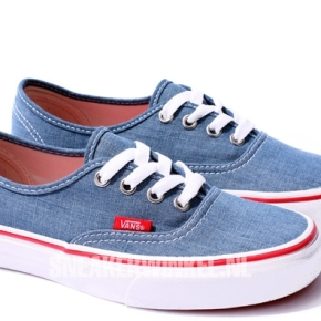 Spring Fashion, Denim Vans