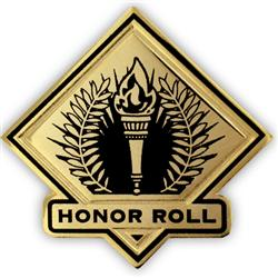 Sixth Grade Honor Roll, Fall 20 Week