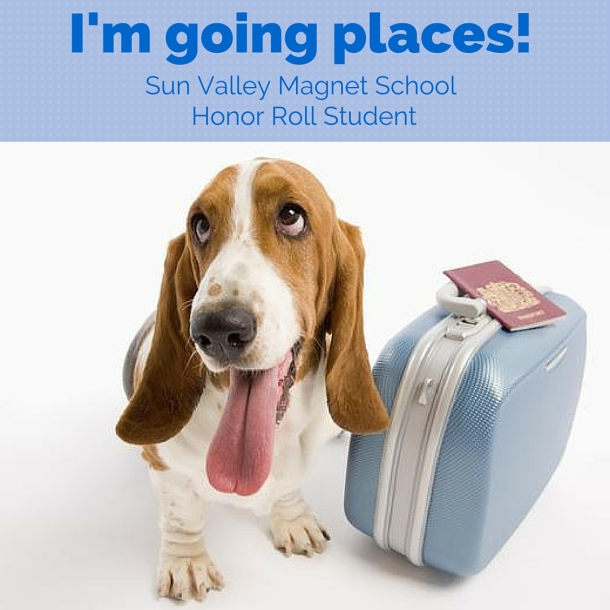 HonorRollDog